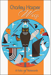 Charley Harper: Wings Notecards Folio