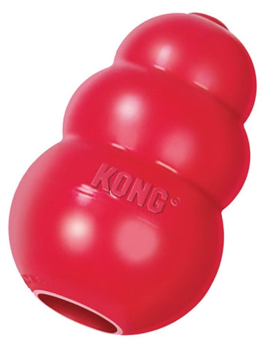 KONG CLASSIC ROOD SMALL 4,5X4,5X7,5 CM
