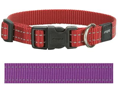 ROGZ FOR DOGS SNAKE HALSBAND PAARS 16 MMX26-40 CM