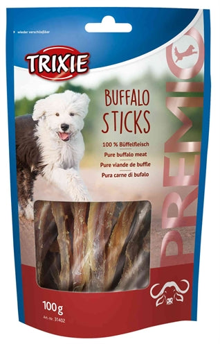 TRIXIE PREMIO BUFFALO STICKS 100 GR