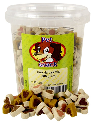 PETSNACK DUO HARTJES MIX 500 GR