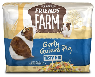 GERTY GUINEA PIG TASTY MIX 5 KG