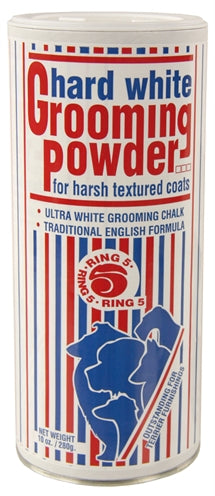 RING 5 GROOMING POWDER HARD STROOIBUS