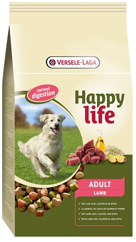 HAPPY LIFE ADULT LAM DIGESTION 15 KG