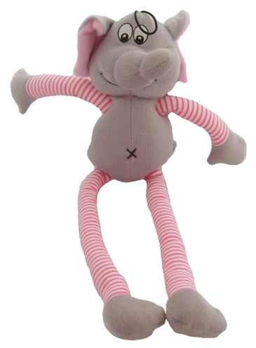 HAPPY PET PULL MY LEG PLUCHE OLIFANT 44X36X9,5 CM