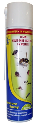 TOPSCORE KRUIPENDE INSECT / WESP 400 ML