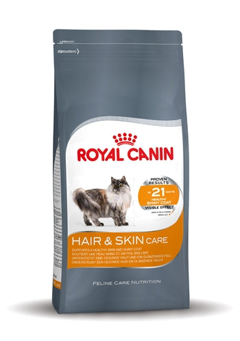 ROYAL CANIN HAIR & SKIN 400 GR