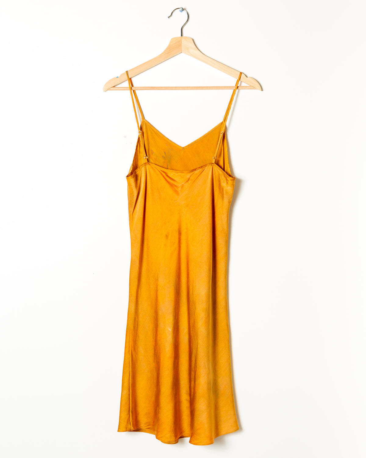 Slip Dress in Copper - riverside tool & dye