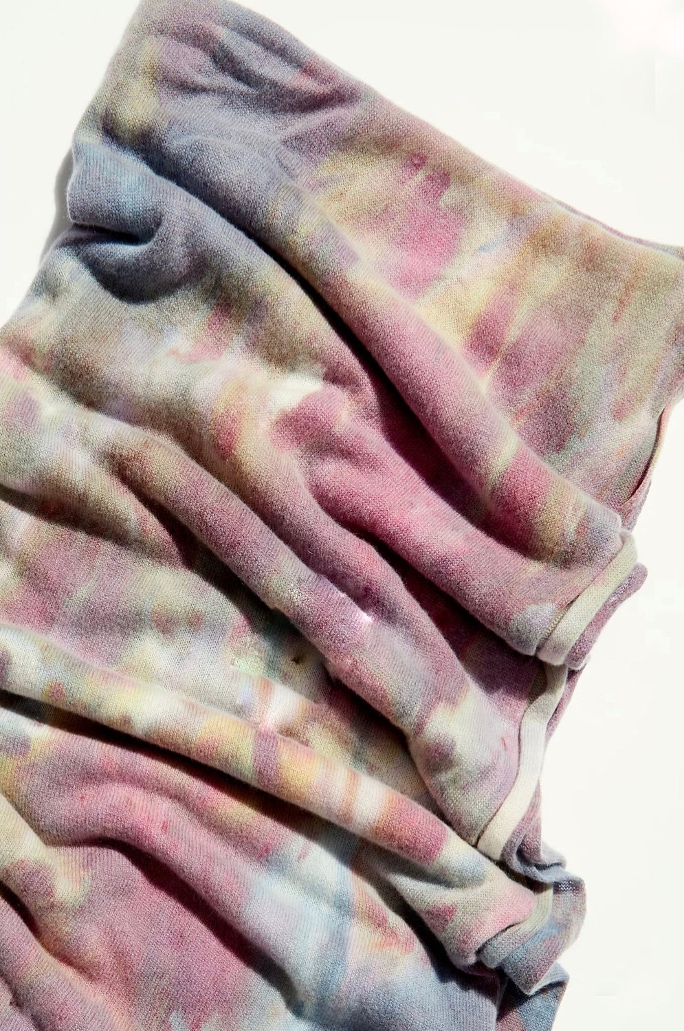 Cashmere Blanket Wrap in Pastel