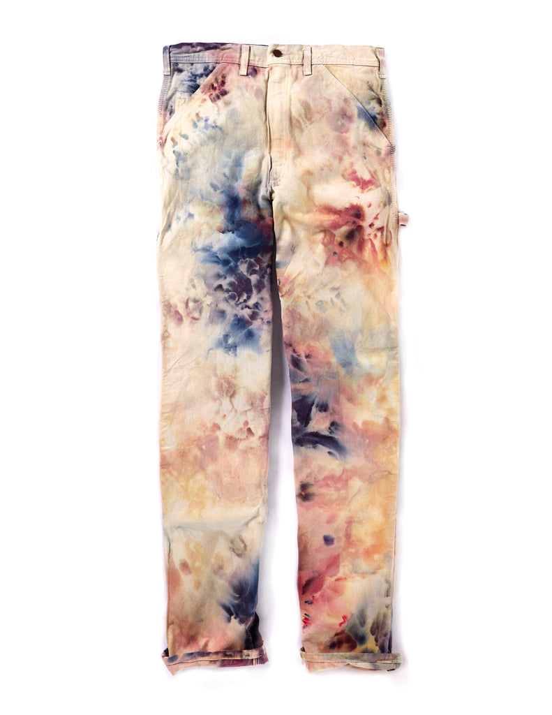 Painter's Pants in Pastel - riverside tool & dye