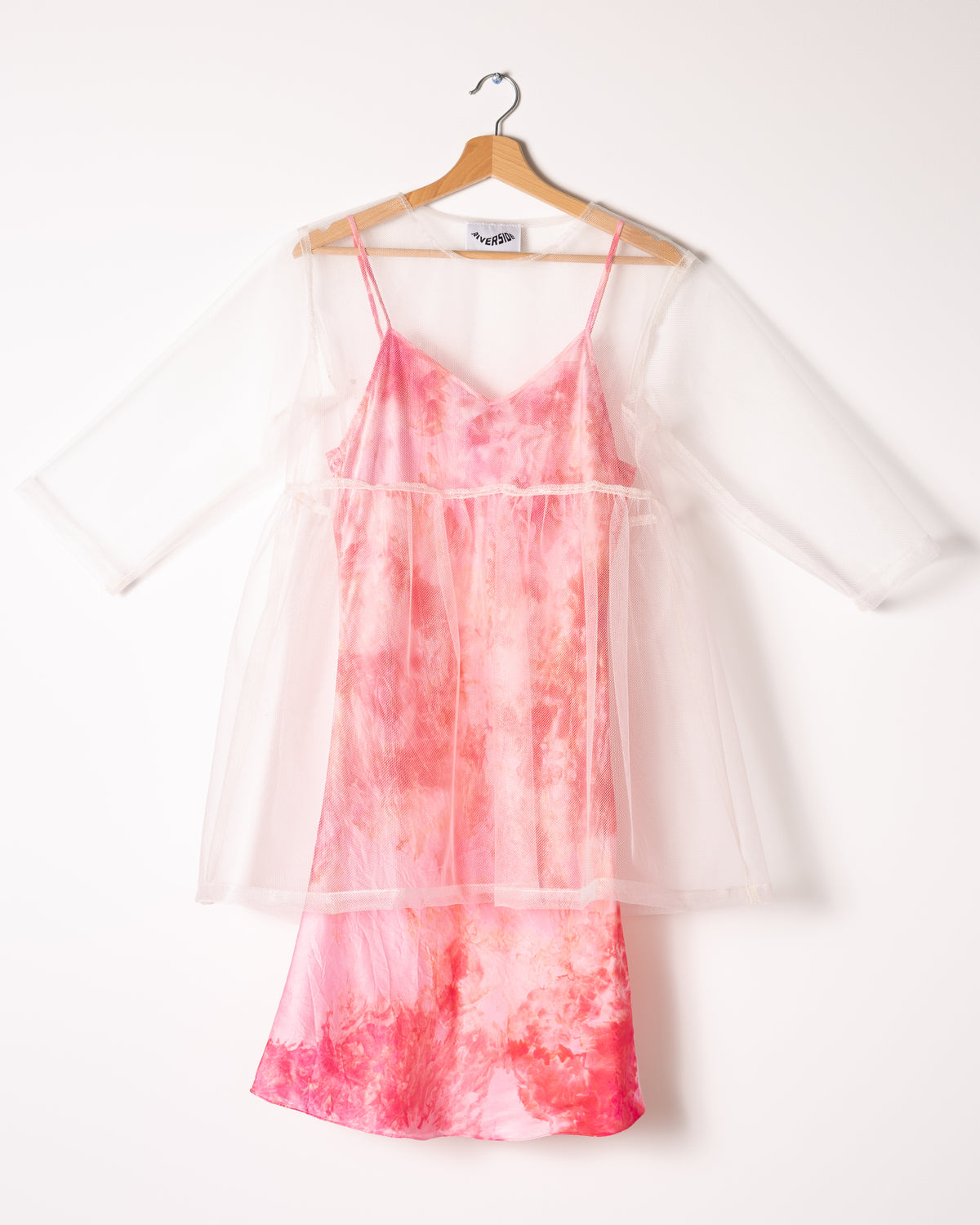 Sheer Dress - riverside tool & dye