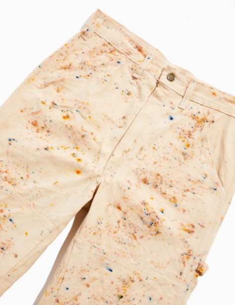 Painter's Pants in Tan