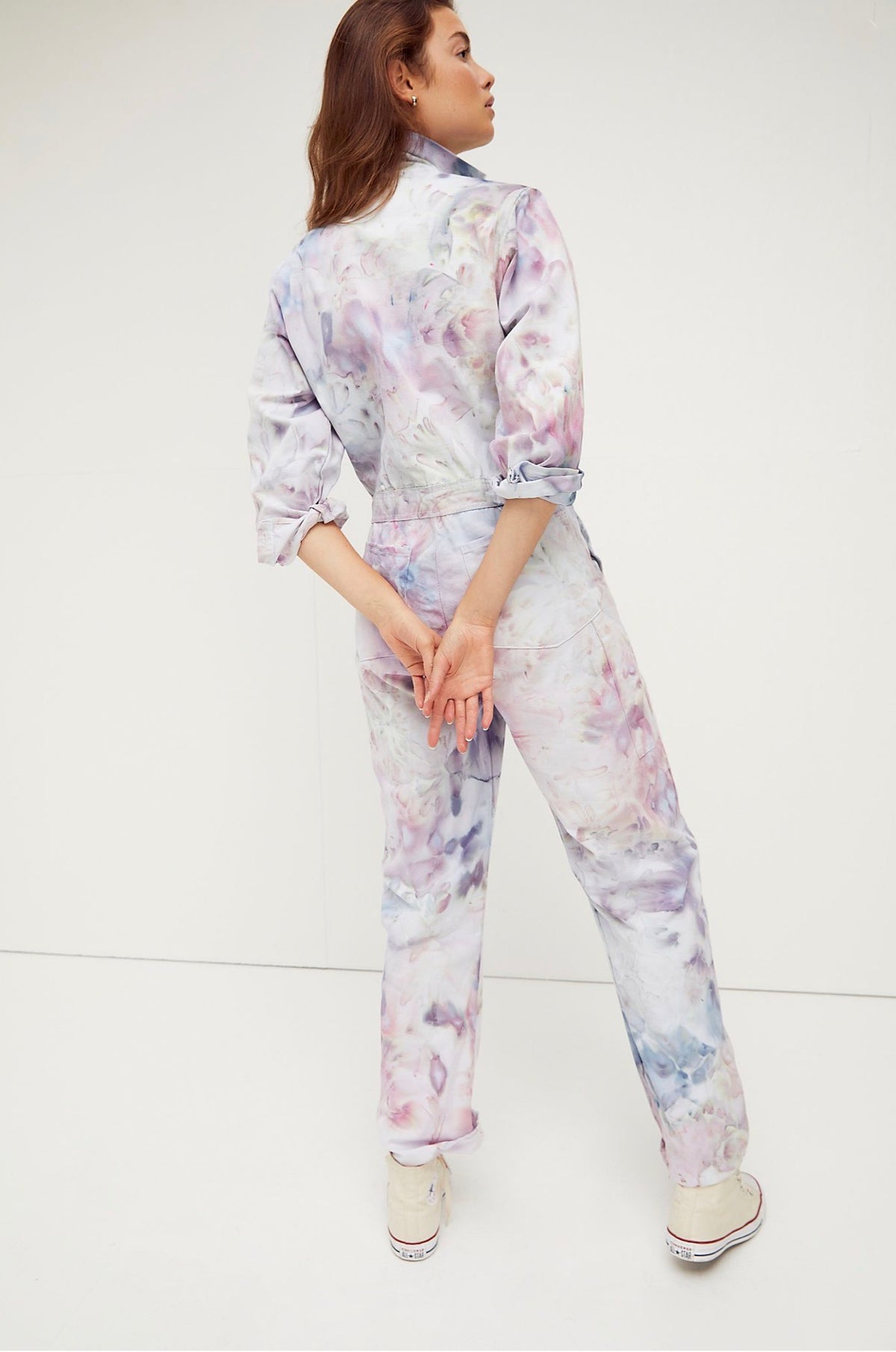 Coveralls in Pastel