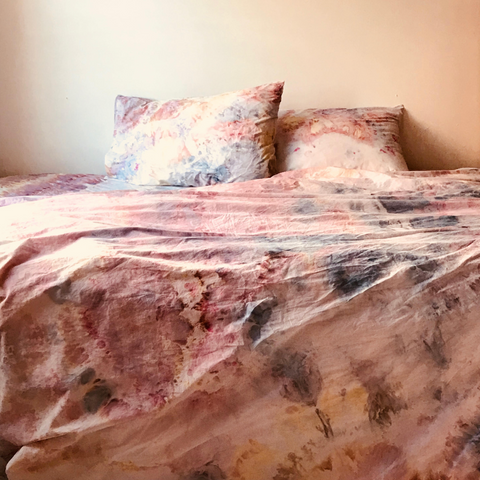 DUVET COVER in Watercolor