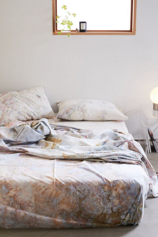 Bedding in Ivory