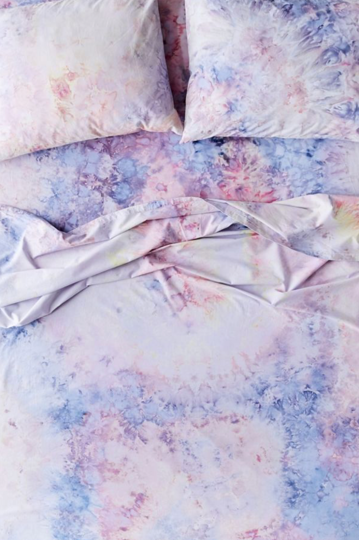 Bedding in Pastel - riverside tool & dye