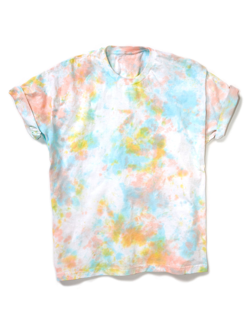 Short Sleeve Box Tee in Sorbet - riverside tool & dye