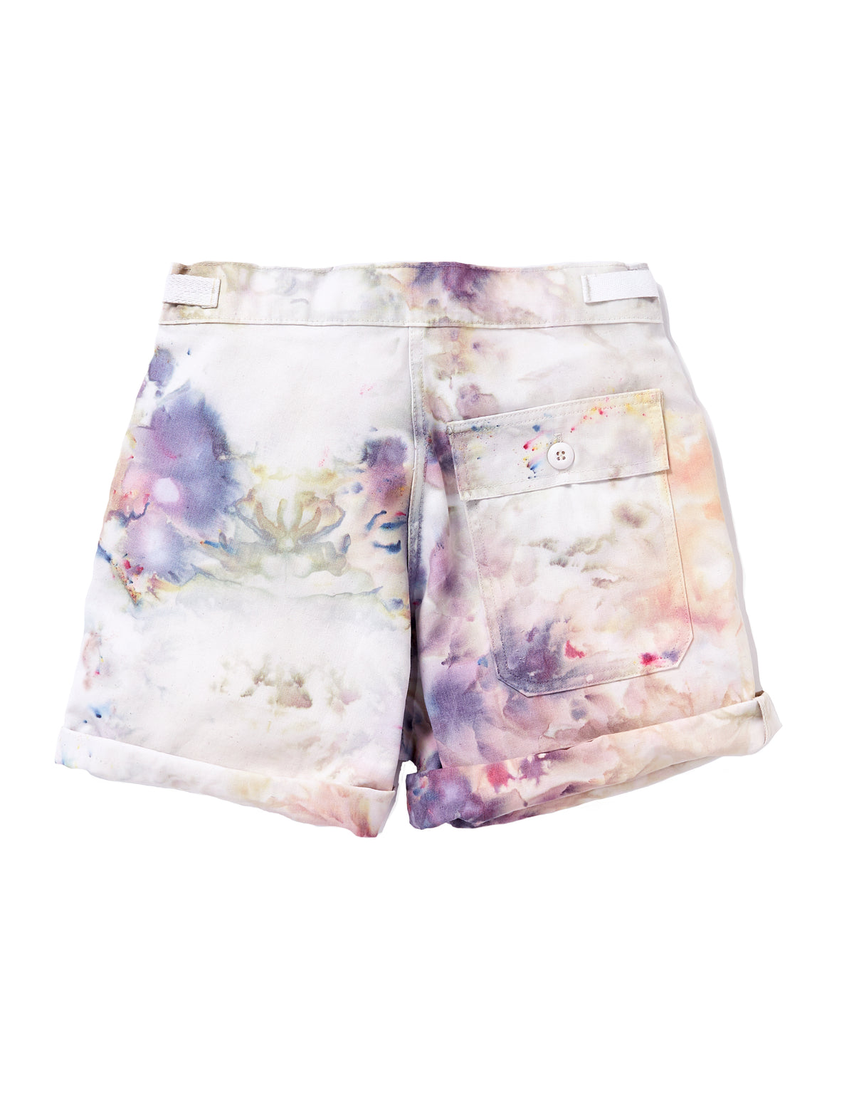 Camp Short in Pastel - riverside tool & dye