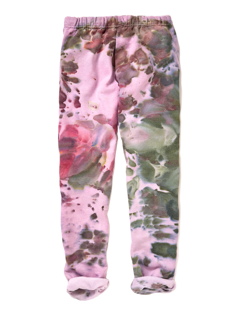Sweatpants in Candy - riverside tool & dye