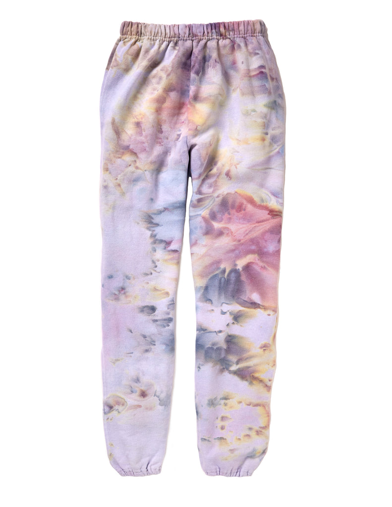 Sweatpants in Pastel - riverside tool & dye