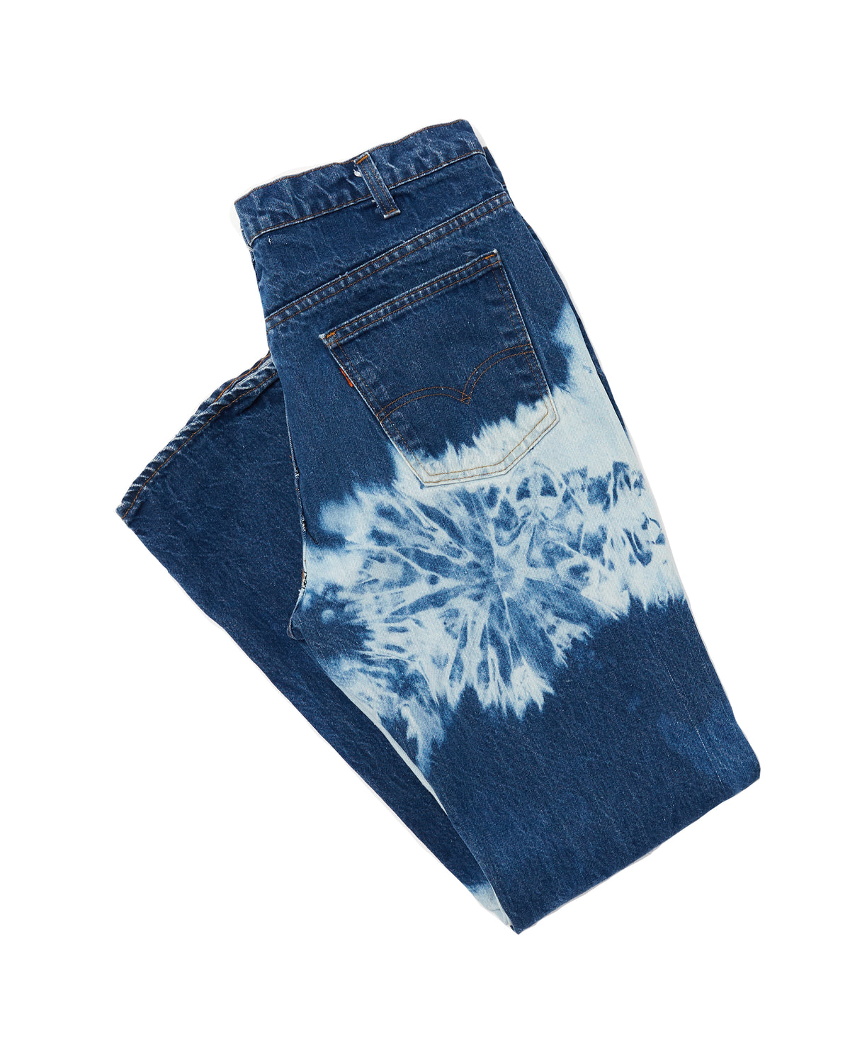 Vintage Hand-Dyed Levi's - riverside tool & dye