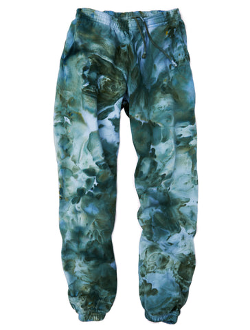14oz Sweatpants in Kelp