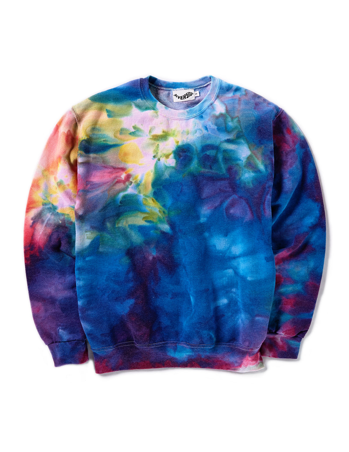 SWEATSHIRTS in Rainbow - riverside tool & dye