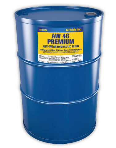 Premium Anti-Wear Hydraulic Oil AW 46