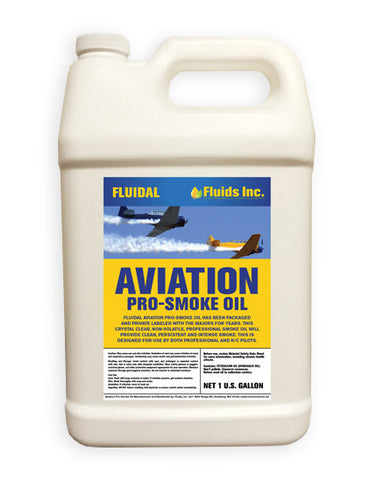 Aviation Pro-Smoke Oil