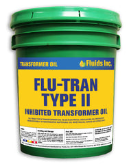 Flu-Tran Type II Transformer Oil
