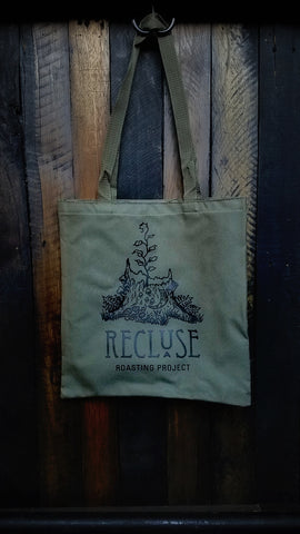 Stump Tote - Recluse Roasting Project
