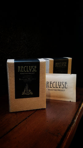 Recluse Instant Coffee - Recluse Roasting Project
