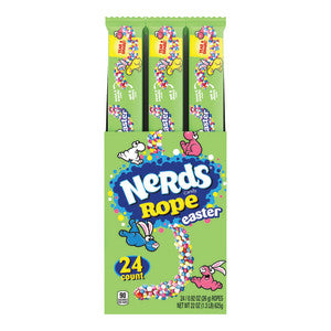 Easter Nerds Rope 0.92 Oz 24Ct Box