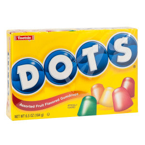 Dots 6.5 Oz Theater Box 12Ct Case