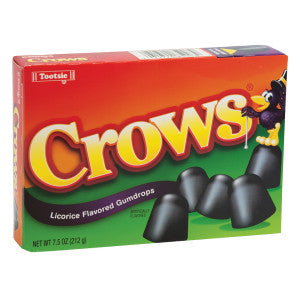 Crows 6.5 Oz Theater Box 12Ct Case