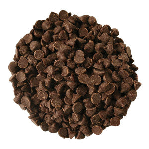 Semi Sweet Chocolate Drops 10.00Lb Case