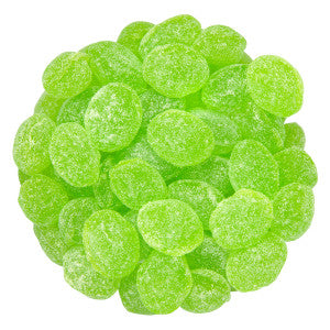 Claey'S Sour Apple Drops 10.00Lb Case