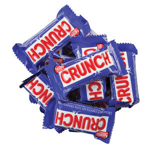 Nestle Crunch Minis 6.25Lb Box