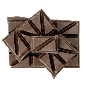 Nassau Candy Dark Chocolate Break Up 10.00Lb Case