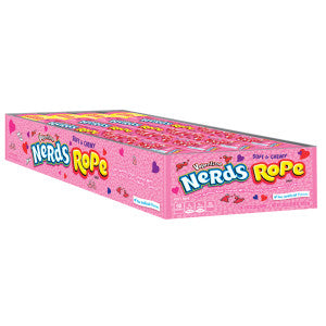 Nerds Rope Valentine'S Day 0.92 Oz 24Ct Box