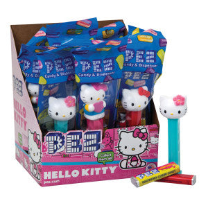 Pez Hello Kitty Assortment 12Ct Box