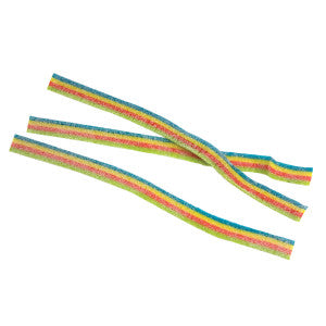 Sour Power Quattro Rainbow Sour Belts 19.80Lb Case