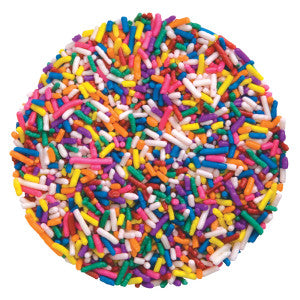 Rainbow Sprinkles 10.00Lb Case