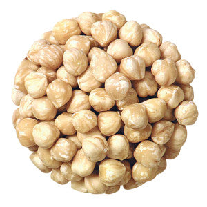 Blanched Hazelnuts (Filberts) 11.03Lb Bag
