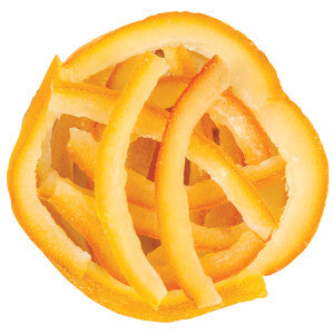 Glace Orange Peel Strips 20.00Lb Case