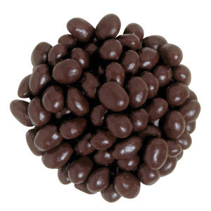 Nassau Candy Dark Chocolate Dried Cranberries 10.00Lb Case