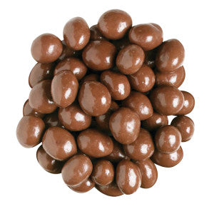 Nassau Candy Milk Chocolate Peanuts 10.00Lb Case