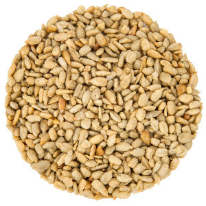Sunflower Seeds Shelled Dry Roasted With Salt 25.00Lb Case