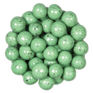Marich Mint Chip Malt Balls 15.00Lb Case