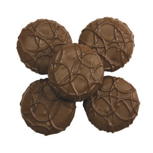 Nassau Candy Milk Chocolate Sandwich Cookies 6.00Lb Case